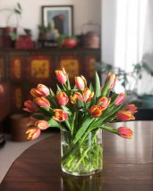 花を生ける生活